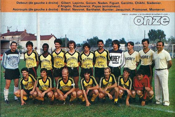 LOUHANS 82-83