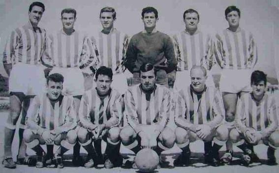 A C A Saison 1960-1961