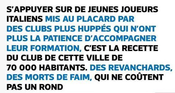 Source L'Equipe)