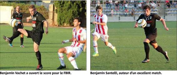 Photos X.Romieu (Corse-Matin)