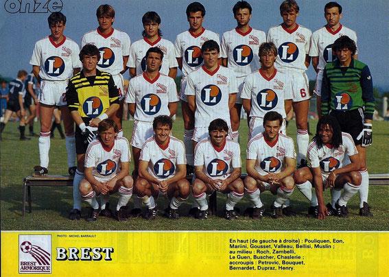 BREST 85-86