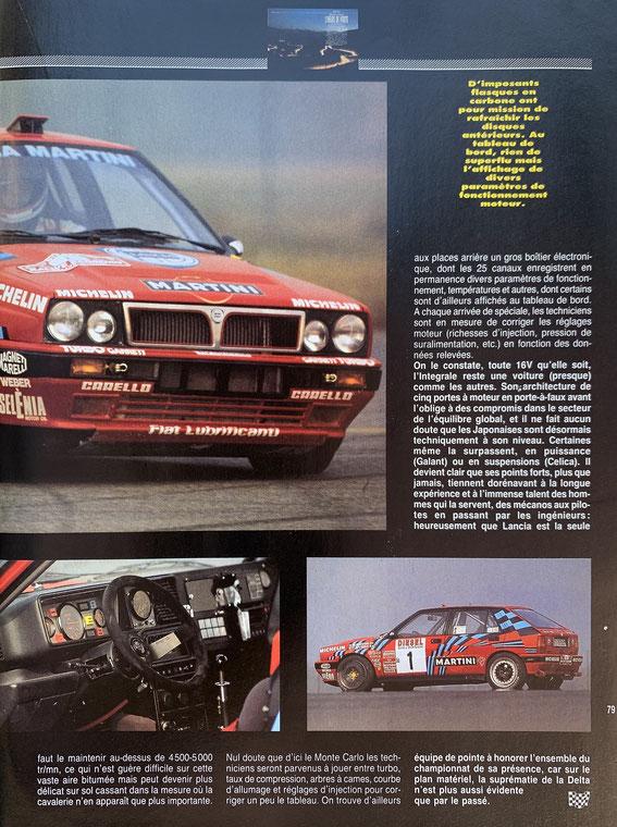 SPORT AUTO 1990