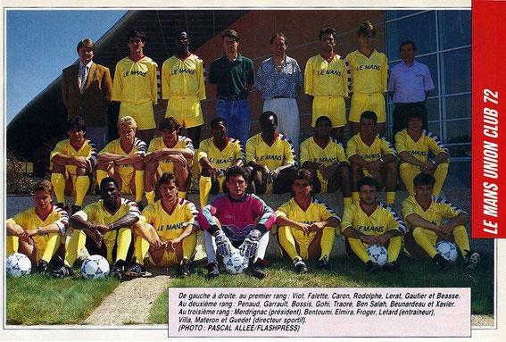 LE MANS 91/92