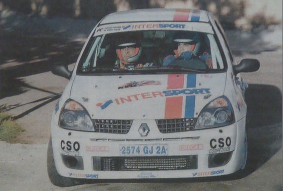 Pierre Antoine Guglielmi-Gilles Clerc en 2007