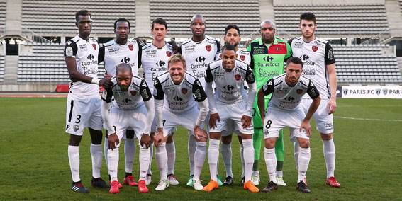 Au Paris FC .( Photo Jacques MARTIN)