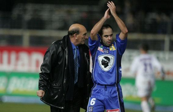 Jojo Bonavita et Stéphane Ziani