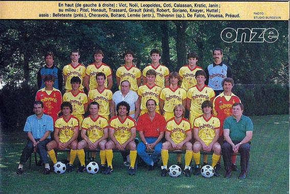 ORLEANS 85-86