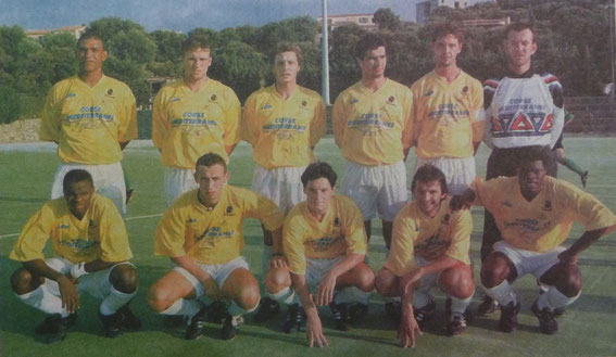 Corse Matin . 94/95