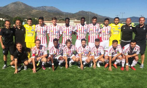 Finale Coupe de Corse face à BORGO