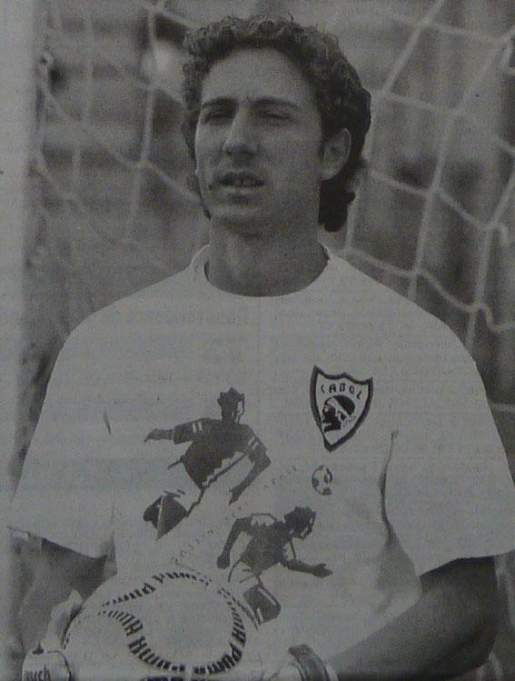 Lionel MORGANTI