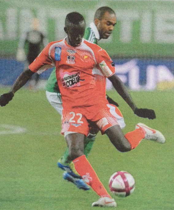 Fousseni Diawara (Photo Corse Matin)