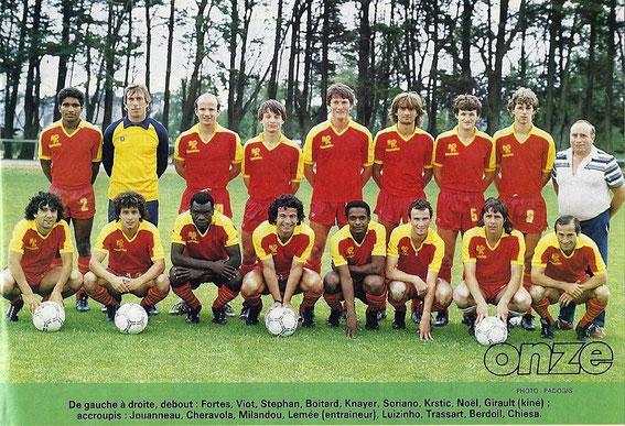 ORLEANS 84-85
