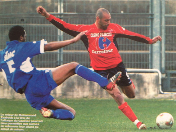 Mohamed ZAABOUB (France Football)