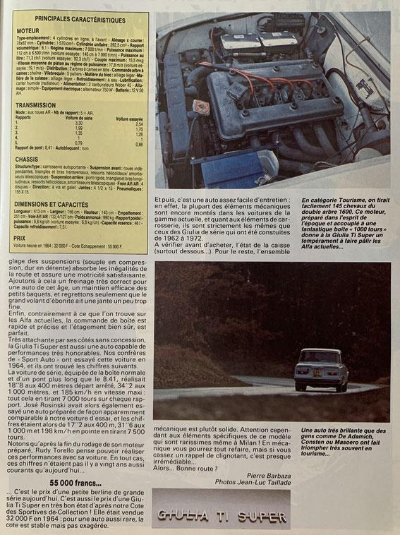 Février 86 (Echappement)