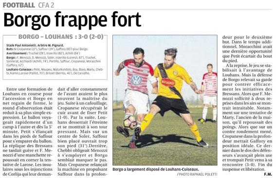Corse Football