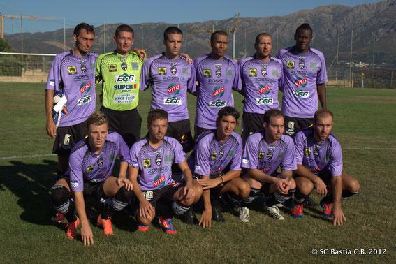 Le CALVI FC version 2012-2013