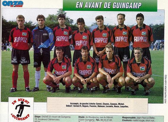GUINGAMP 94-95