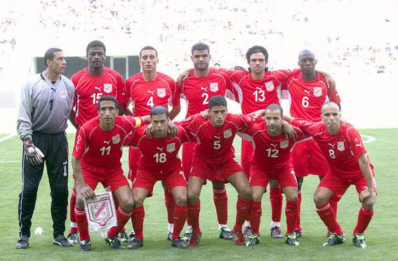 TUNISIE 2002