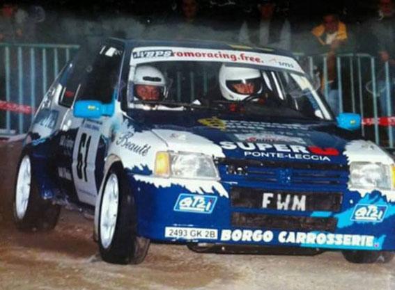 A la Giraglia 2005.