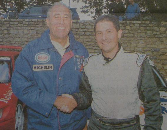 Jean Pierre MANZAGOL et Pascal TROJANI