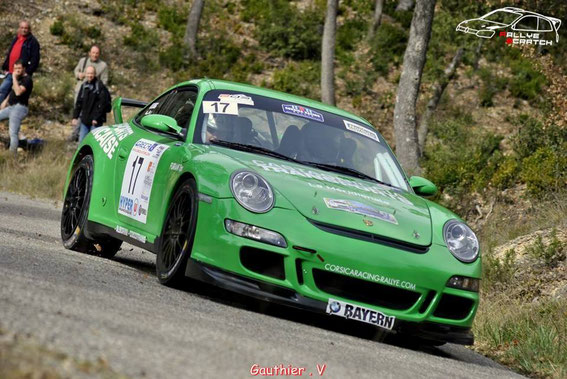 Rallye Haute Provence 2017