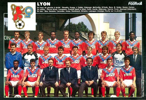 LYON 89-90