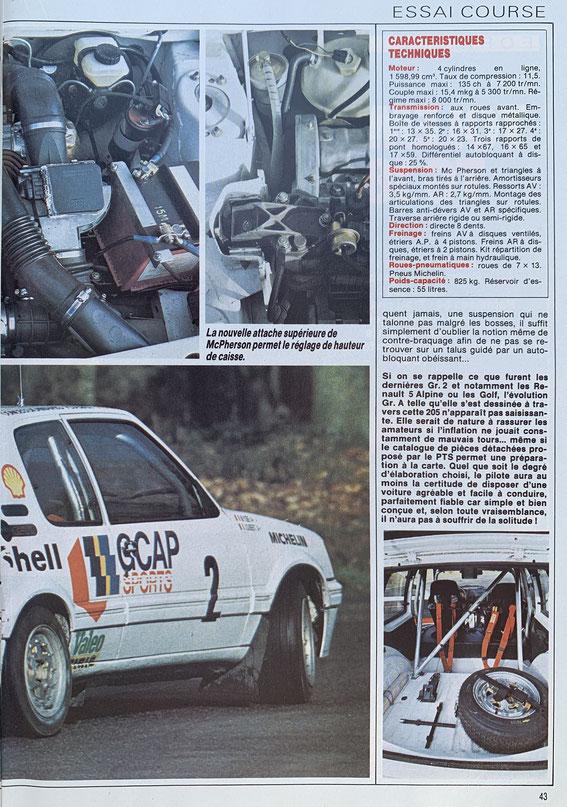 AUTO HEBDO 1985
