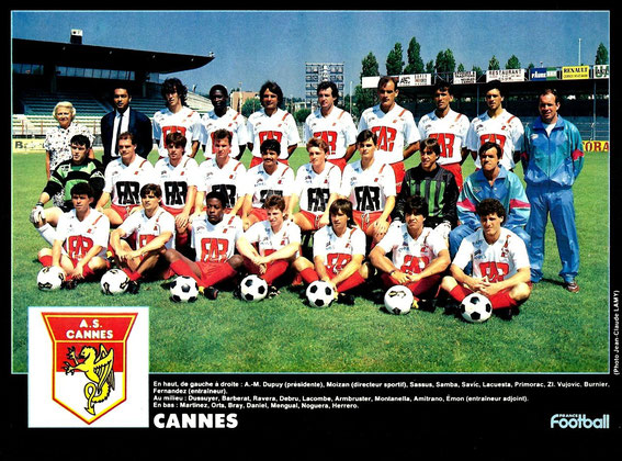 CANNES 88-89