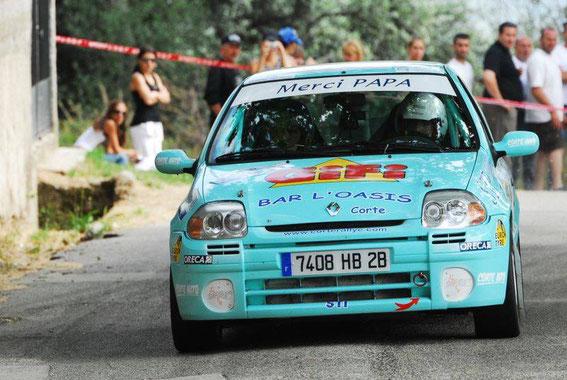 Pila Canale 2007 avec Antoine Simonpieri