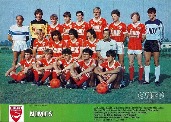 NIMES 83-84