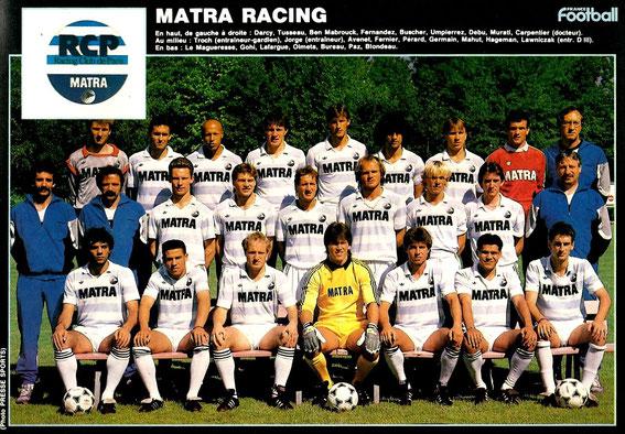 MATRA 87-88