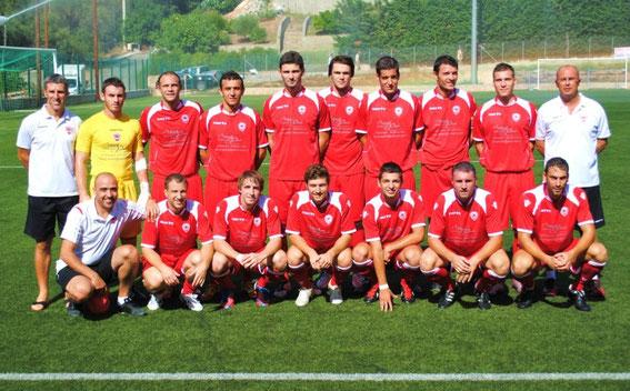 De gros écarts avec le FC BASTELICACCIA !