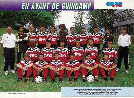 GUINGAMP 95/96
