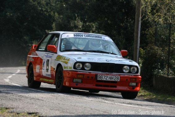 Avec la M3 à la Giraglia 2007