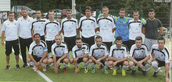 Nebbiu Saison 2014-2015