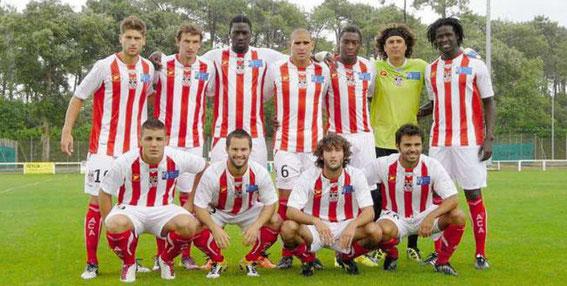ACA Saison 2011-2012 à Bayonne