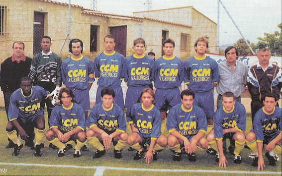 Photo Guide du Foot Corse (1997-1998)