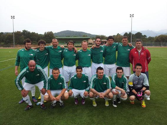 Borgo a du faire appel aux anciens pour finir la saison, JM Ferri, S.Guilleman, B.Viacara, F.Piscopo, P.Petroni ...