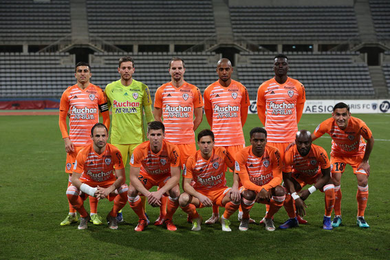 Au Paris FC (Photo Thierry Antoine)