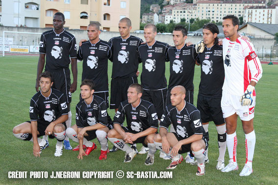 A Corte en amical face au SC Bastia