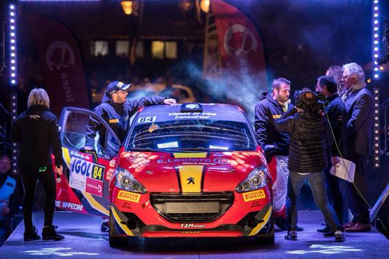 Tour de Corse 2019 avec Romain Felicelli