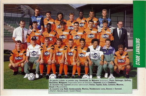 LAVAL 92-93