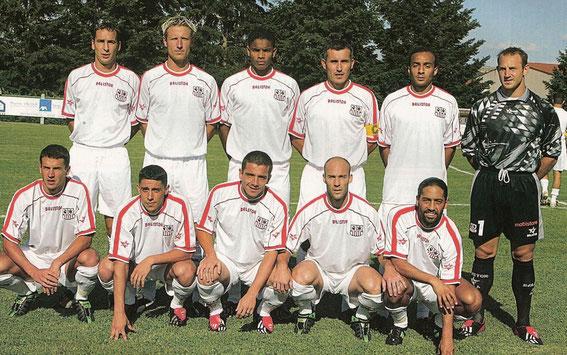 ACA Saison 2003-2004
