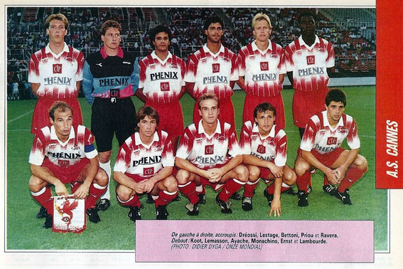 CANNES 92-93