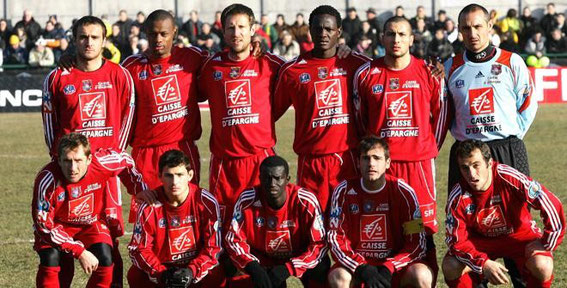 GFCOA Saison 2008/2009