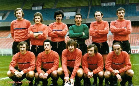 PARIS FC 74/75