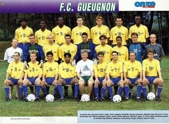 GUEUGNON 95/96