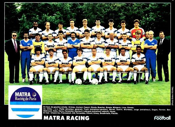 MATRA 88-89