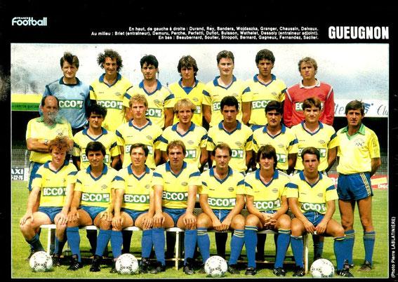 GUEUGNON 86-87