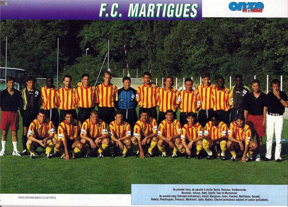 MARTIGUES 95/96